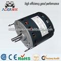 1/10hp fase única de ca universal del ventilador del motor eléctrico para el acondicionador de aire