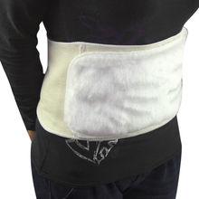 Elastic knitting waist support keep warm back support