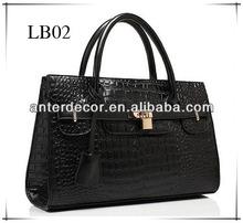 2014 latest fashion design leather bag