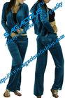 80% Cotton 20% Polyester sweat sets (jacket + pants)