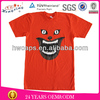 fashion cheap printing custom plain t shirt wholesale