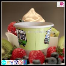 5oz-32oz Custom Frozen Disposable Wholesale Ice Cream Containers