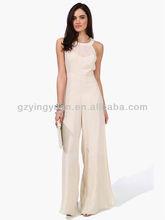 2015 Elegant Loose one piece women jumpsuit