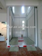 hydraulic famous brand 4 post construction platform lift