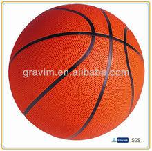 Basketball,7# Standard Rubber material Basketball ball