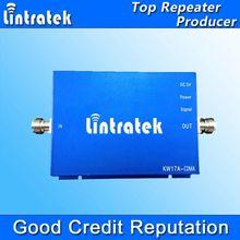 lintratek brand excellent 2G best indoor coverage cdma signal booster mobile signal booster