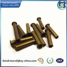 Good quality one-piece tubular rivet,fully tubular rivet