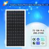 High efficiency 305W mono solar module