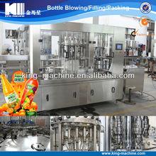 Juice Filling Sealing Bottle Line / Juice Filler