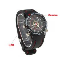 Full HD CCTV Camera 8GB Waterproof AVI Spy Gadget Spy Camera PQ117