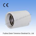 2014 Hot sell E40 CE certificate edsion screw base porcelain electric lamp socket