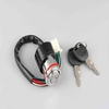 GN125 motorcycle ignition switch for honda parts main switch