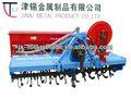 la agricultura tractor arado rotatorio de la máquina