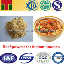 Beef Powder of instant noodles