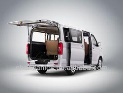 CHANA gasoline 1.5L light commercial bus and city logistics van