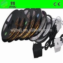 SMD 3528 5050 led RGB flexible strip light IP 44 IP 65 12v 24v