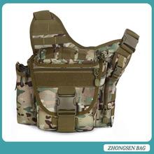 Digital camouflage one shoulder bag,SLR cameras,cell phone package