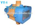 Automático interruptor de control de presión para bomba de agua