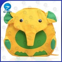 Cartoon Elephant Kids School Bag For Wholesale