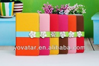2014 Assorted 2 color Wallet Leather Case for Samsung Galaxy Note 3