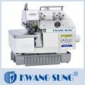 Ks-737 Industrial alta calidad 4 hilo Overlock máquina de coser