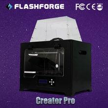 Migliore- venditore metallico della stampante 3d a doppio ugello creatore pro