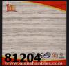 double loading pulati wooden line polished tile