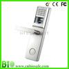 Biometric Electric Code + fingerprint door lock with mechanical key (HF-LA801)
