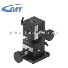 gmt xz eje de piñón y cremallera tipo de posicionamiento lineal etapa de cola de milano