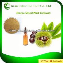 Herbal medicine High quality Herb medicine Horse Chestnut P.E aescin escin