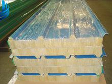 rockwool sandwich roof panel density 100kg/m3