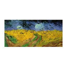 Reproduction Oil Paintings for Sale / Field Landscape Oil Painting
