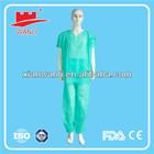 Disposable hospital childrens patient gowns