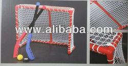 Hot Sale PVC Polyester Mini Soccer Hockey Goal