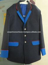 Mens Blazer for Airline Uniform Design