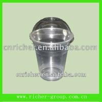 12oz ,16oz disposable plastic cup for Bubble tea