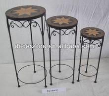 Wrought Iron Flower Pot Holder