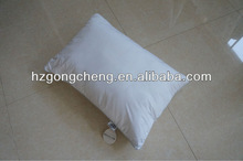 Healthy Microfiber pillow 100%microfiber fabric polyester