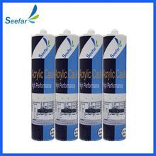 acrylic water based varnish caulks and sealant