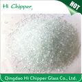 chipper crushed vidro de areia de quartzo
