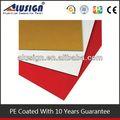 China supplier alucobond aluminium composite panel price