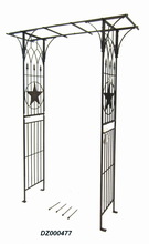 Metal Wire Garden Arches for Sale