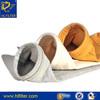 high temperature resistance nonwoven nomex filter bag