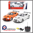 High speed 1 16 Scale 27mhz 4ch wl toys rc car