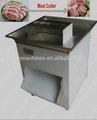 De acero inoxidable de corte de carne de la máquina / automático de corte de carne máquina de carne de corte