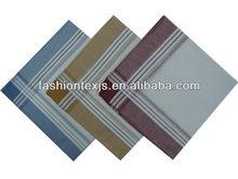 White Brocade Mens Handkerchief wholesale