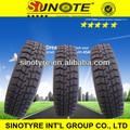 Usados al por mayor de descarga de camiones semi 11r22.5 ruedas de neumáticos de camión con el trabajo pesado hecho en china
