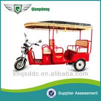 eco friendly electric thai tuk tuk for sale