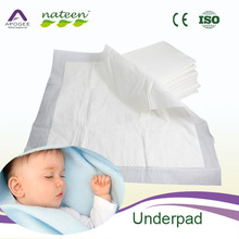 super absorbency organic baby diaper sheet