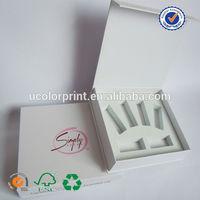 skin care box and cardboard cosmetic box for display